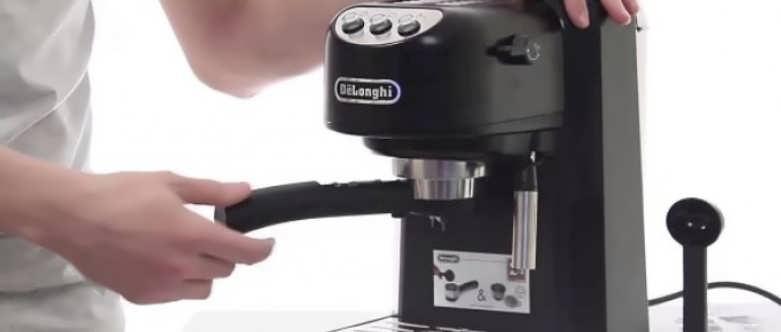 Рожковые (холдерные) кофеварки