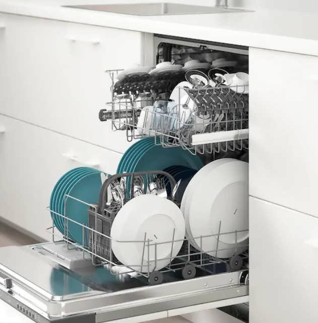 Правила пользования посудомоечной машиной